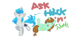 Ask Hack! (Also Admin) by Pink13P13P0n3