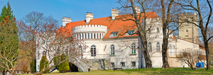 Janowice Palace by marrciano