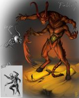 """Contest - RIFT """"Fire Daddy"""" by crMeyer"""
