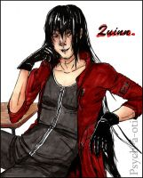 Request - Quinn by Psych-a-otique