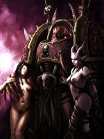 Cult of Slaanesh by CELENG