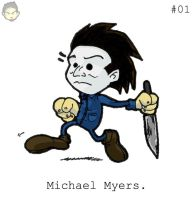 CultChara Michael Myers by theEyZmaster