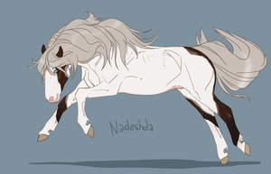 Flash Auction - Nadeshda by abosz007