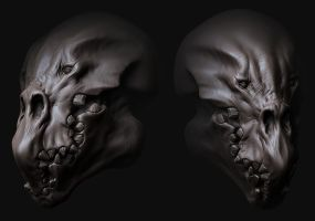 Head render by panick