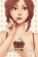 Cookie by Wernope