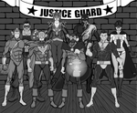 Justice Guard by JR19759