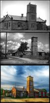 Fire station through the time... by STRENCI