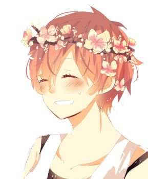 Flower Crown by ChappyVII