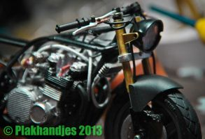 Kawasaki Z2 - Wires, Lines, Cables... by Brandzai