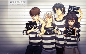 Grey is: September 2012 by deeJuusan