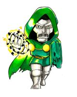 Lil' Dr Doom - Colored by Axl-316