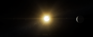 Kepler-11 by Alpha-Element