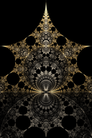 Mobius Patterns 01 by rosshilbert