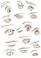 Eyes by Skuldier