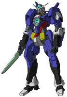 AGE-1S Gundam AGE-1S Spallow by unoservix