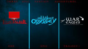 Timbox's Epic Fantasy Adventure Trilogy! by timbox129
