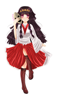 Alluka: HxH Group Collab by KiGaMin