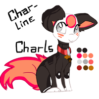 Charline Ref by Caintt