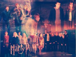 Harry Potter: OotP-5 blend by aiedalelove