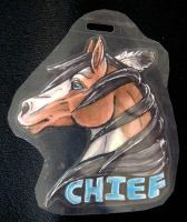 Chief Badge by tyreenya