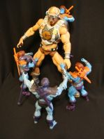 MOTUC custom Tytus group 3 by masterenglish