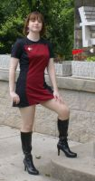 Star Trek Uniform by alrach