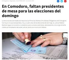 Presidential Elections are almost here... by DingoPatagonico