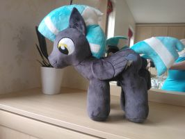 Thunderlane Plush by Jillah92