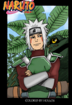 Jiraya colorize by H0lm3s