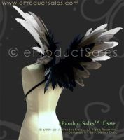 ESME X3 Color BJD ANGEL WINGS by eProductSales