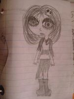 EMO person by Gubreez