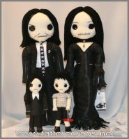 The Addams Family 1212 by Zosomoto