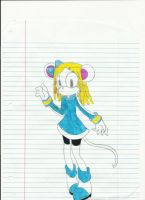 Milly the Mouse by BDOG375