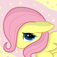 Embarrassed Fluttershy by xVoomertx