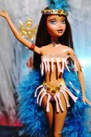 Disney Showgirls: Pocahontas II by PinkUnicornPrincess