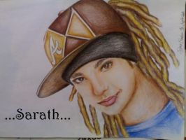 Tom Kaulitz 1 by sarath90