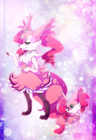 PKMNation :: I put a spell on you by TinyBuni