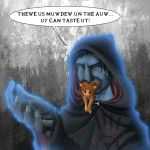 Lucien Cat meme - There is murder in the air... by Blodarn