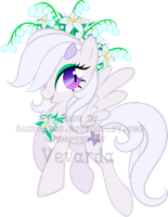 Mystery Evolving Pony Adoptable-lily 2nd evo by Sakuyamon