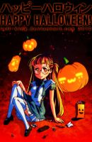 Happy Halloween 2010 by Loli-King