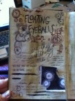 floating eyeballs by turntechheiress