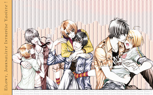 Wall'Love Stage by Toshi-Shu