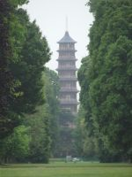 Pagoda by YesIamEccentric