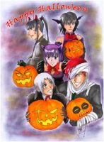 Dgrayman Halloween 2009 by ernn