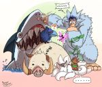 League of Extra animals by dw628