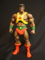 MOTUC custom He-Bro by masterenglish
