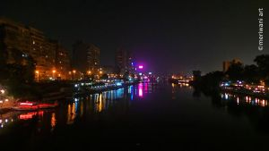Night on the Nile 011428 by meriwani