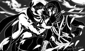 [APH+Assassin's Creed][Rochu]Follow or Leave by ChinChuan