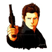 Dean winchester by Stevens8