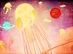 Sandyfish by ChocoPandaHugs
